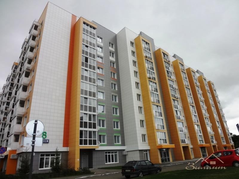 Продажа 1-к квартиры Азата Аббасова, 8