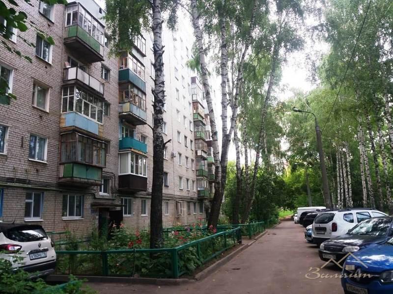Продажа 1-к квартиры Даурская, 20